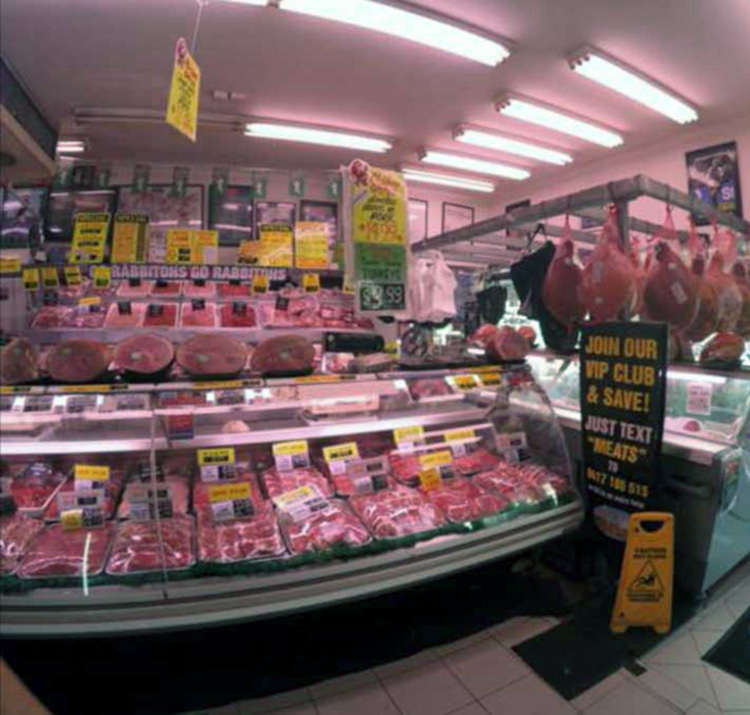 Instore A and S Meats