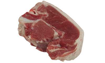 Lamb short loin